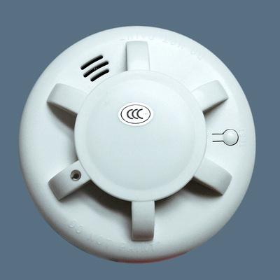 安达家ADJ-880 语音型433无线烟雾报警系统,报警声音超级大